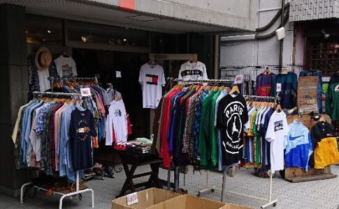 【江古田】オススメの古着屋を紹介!【東京】